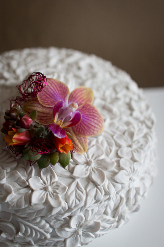 Botanical Jewellery - Corsage