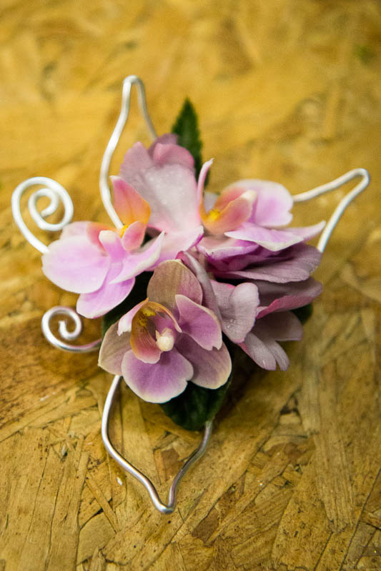 Botanical Jewellery - Brooch