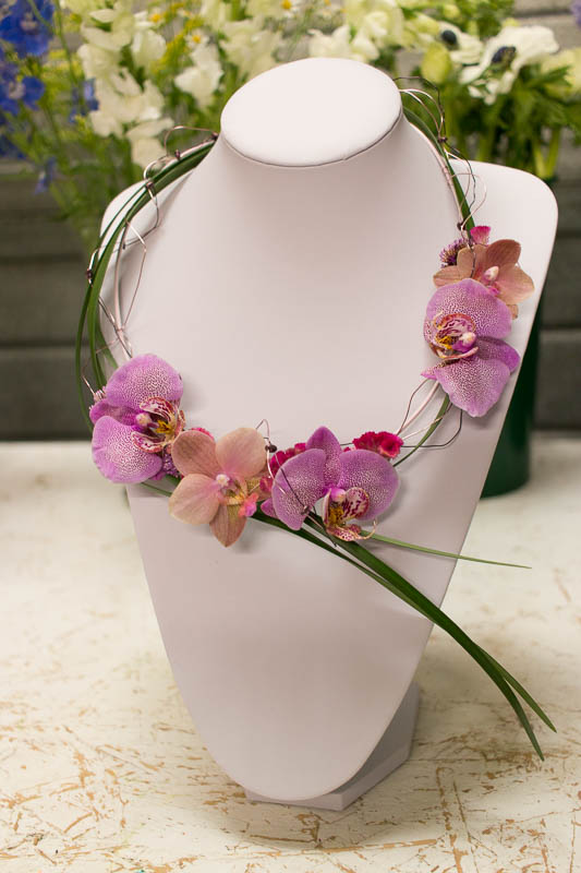 Botanical Jewellery - Necklace